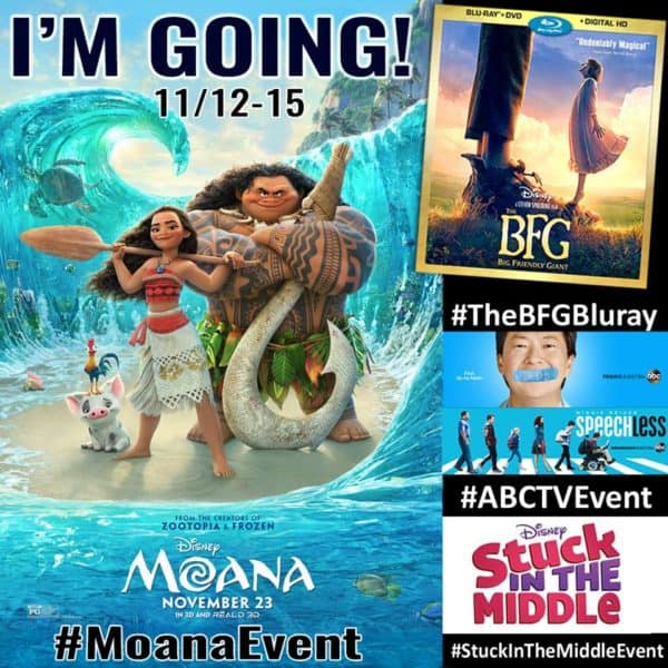 Moana Press Trip and More! #MoanaEvent