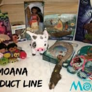 Moana Gift Guide 2016
