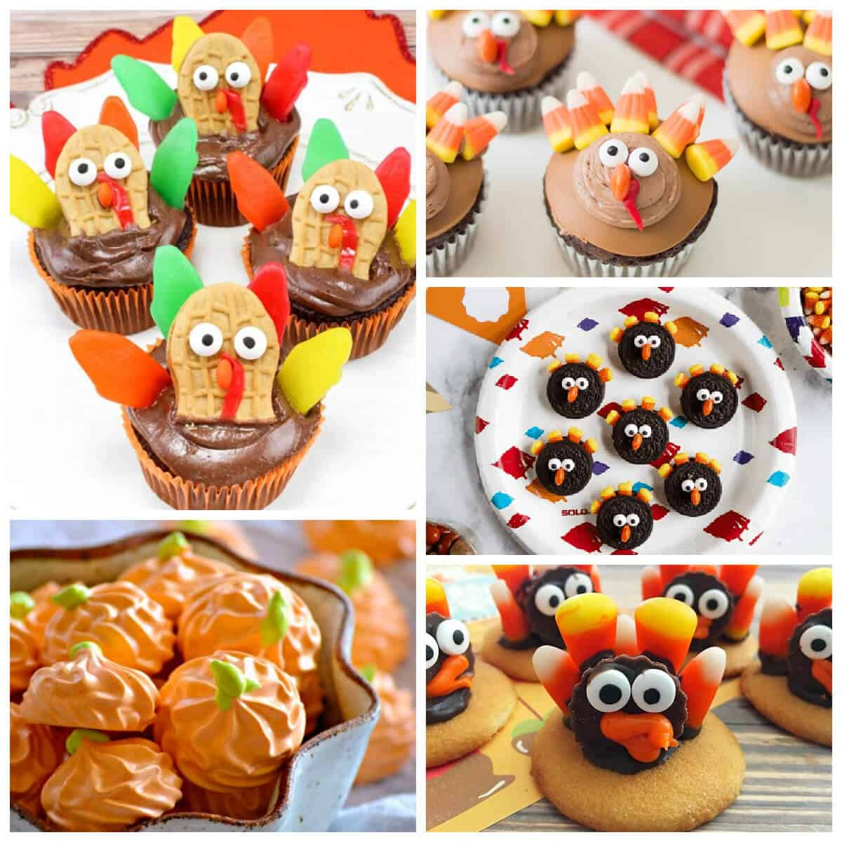 More Thanksgiving Treats Fun for Kids