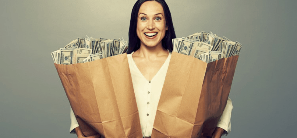 Earn money for losing weight