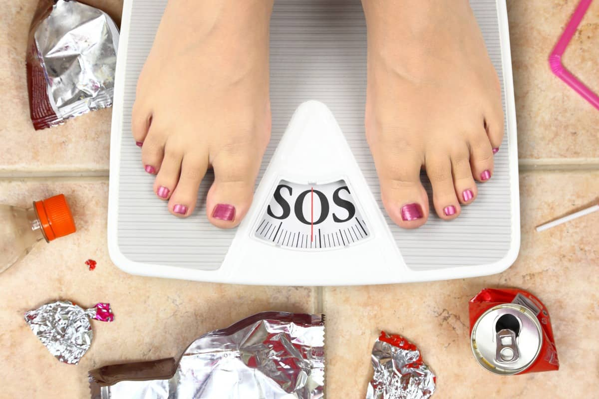 A new way to lose weight