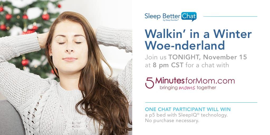 Sleep Better Chat Tonight