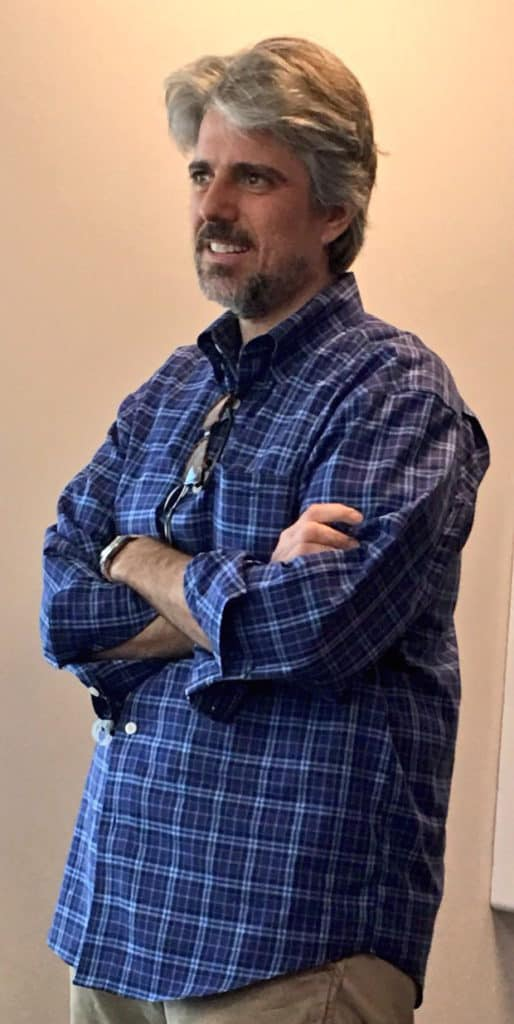Scott Silveri - Executive Producer and Creator of Speechless