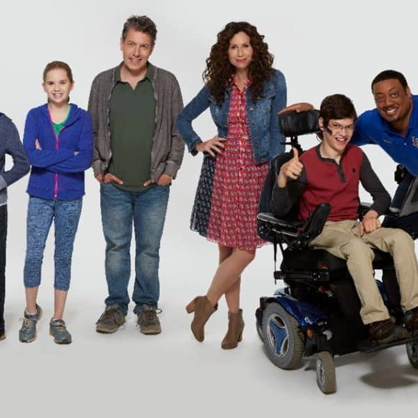 Speechless Set Visit and Interview – #Speechless