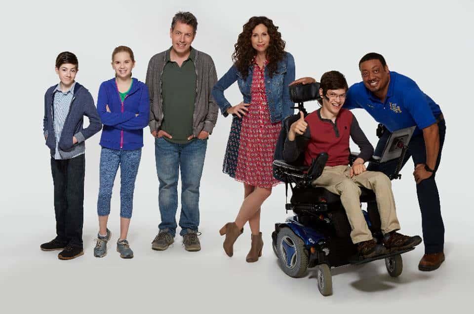 Speechless Cast Photo (ABC/Kevin Foley)