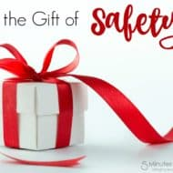 Give the Gift of Safety with these Practical Gift Ideas