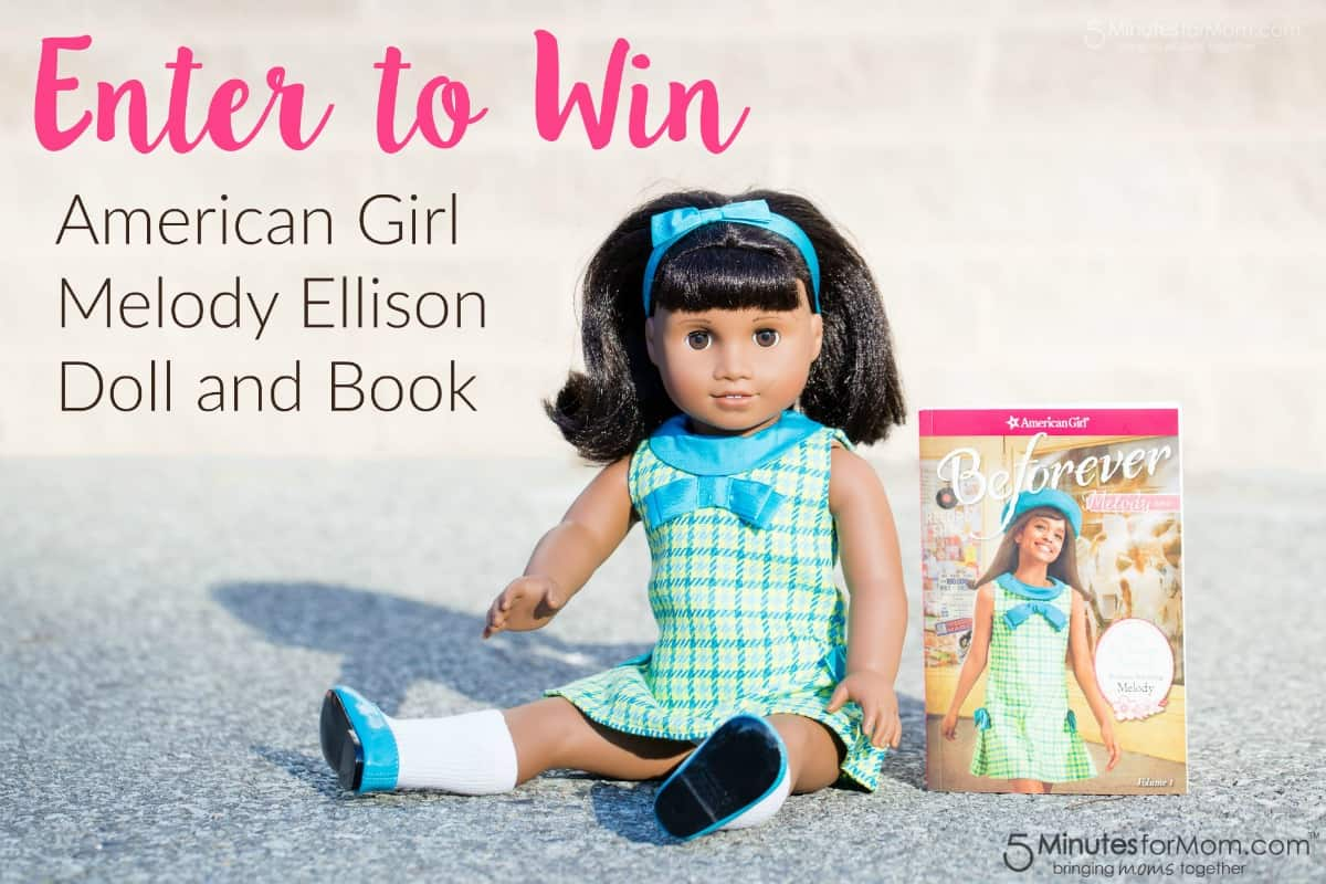 Win American Girl Doll Melody Ellison