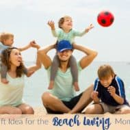 Smart Gift Idea for the Beach Loving Mom or Dad #Giveaway