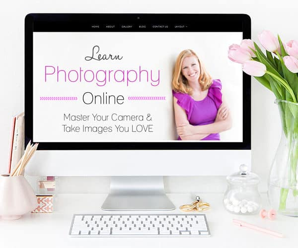 Learn How To Take Photos You LOVE with Click Love Grow
