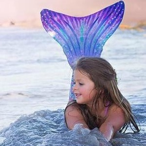 Sun Tail Mermaid