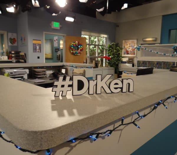 "Set Visit to ABC TV's ""Dr. Ken"" – #ABCTVEvent #DrKen"