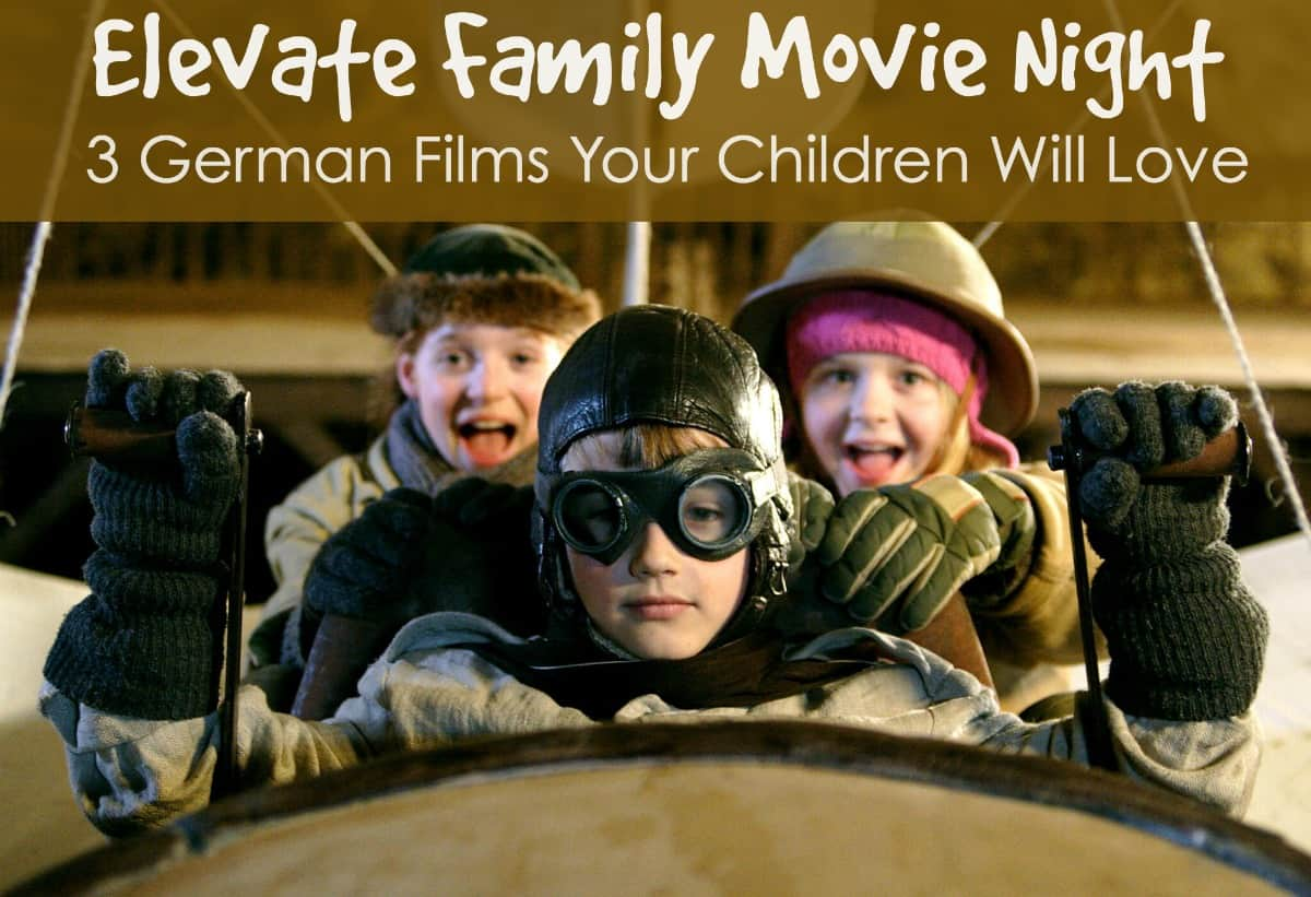 Elevate Family Movie Night with 3 German Films Your Children Will Love