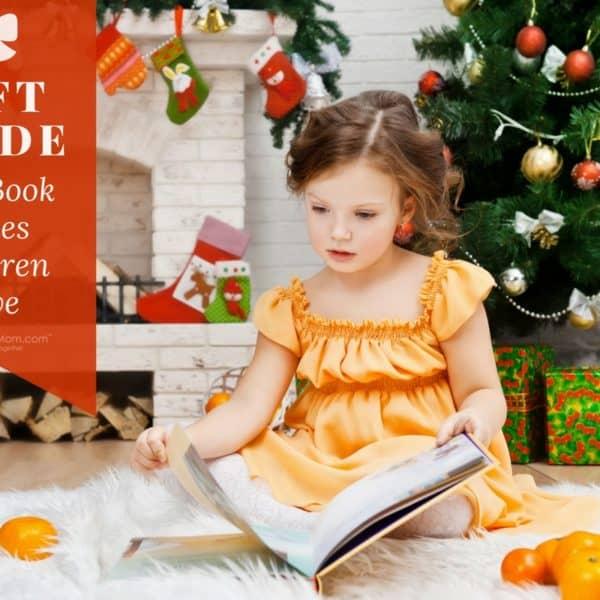 Gift Guide: Five Book Series Children Love