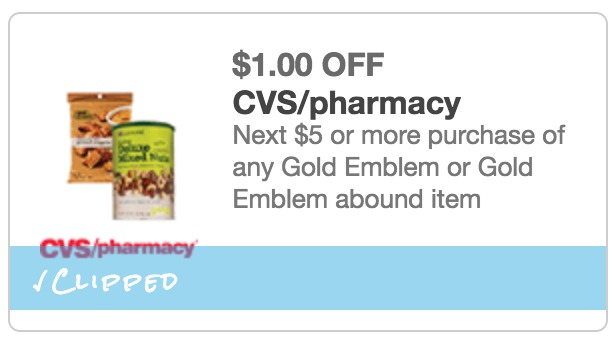 Gold Emblem Coupon