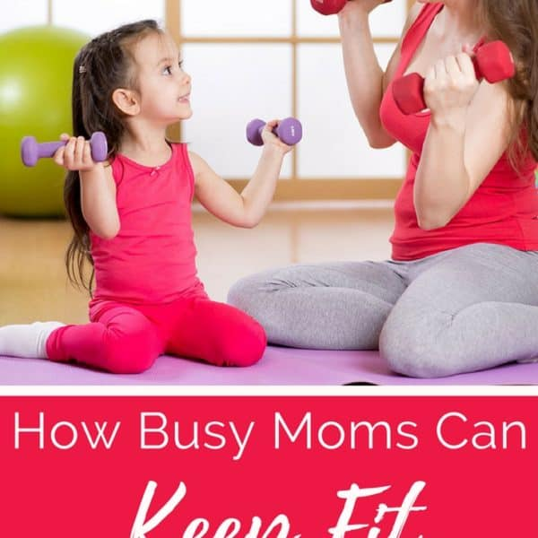 How Busy Moms Can Keep Fit During the Winter