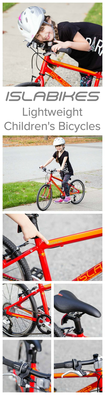Islabikes Lightweight Childrens Bicycles