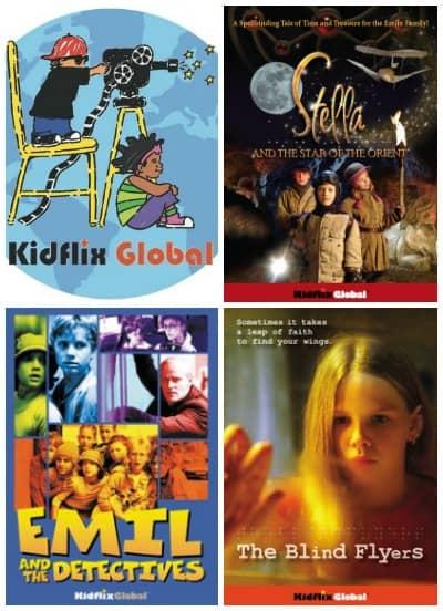 KidFlix Global Prize Pack