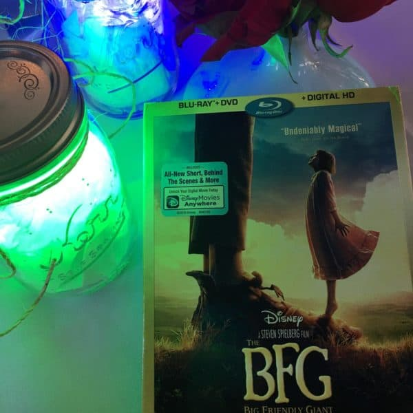 Interview with Lucy Dahl – #TheBFGBluRay