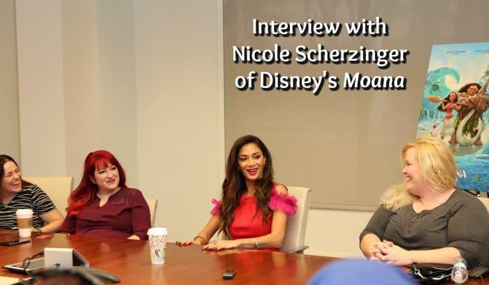 Blogger Interview with Nicole Scherzinger