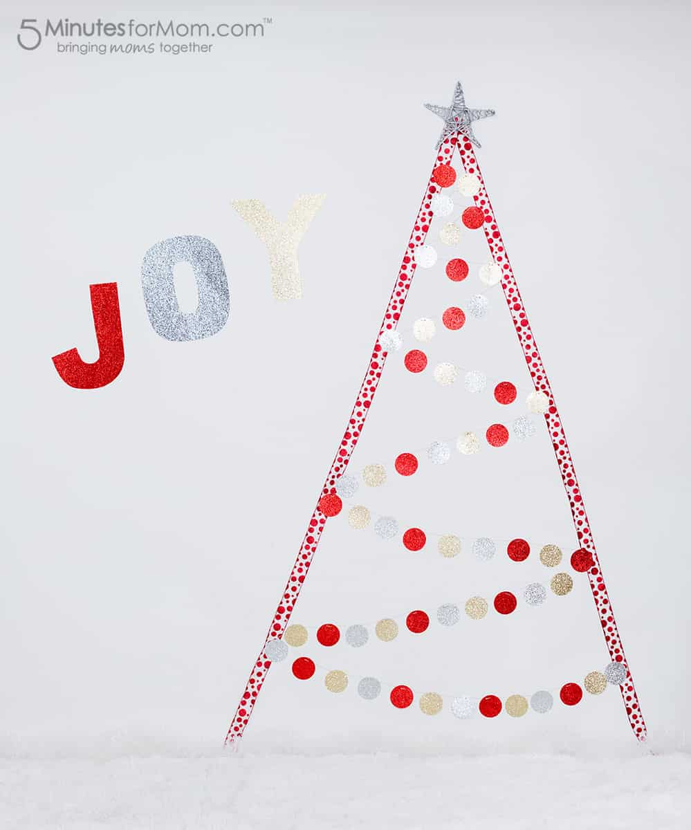 ribbon-wall-art-christmas-tree