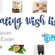 Creating Wish Lists Has Never Been Easier