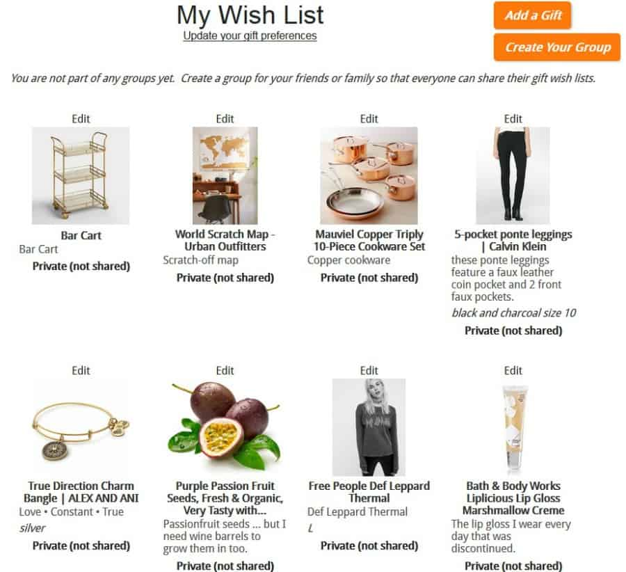 how-to-create-a-wish-list-using-giftyou
