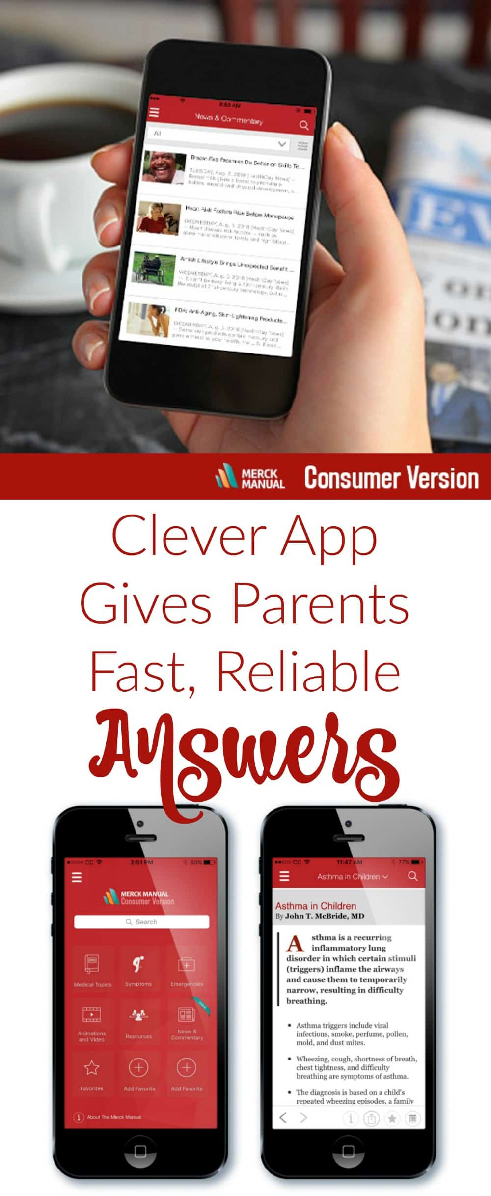 Clever App Gives Parents Fast Reliable Answers