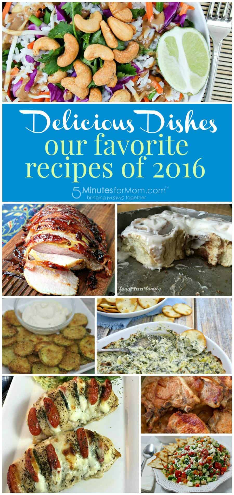 Delicious Dishes Recipes