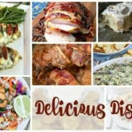 Favorite Blogger Recipes of 2016 and Delicious Dishes Recipe Party