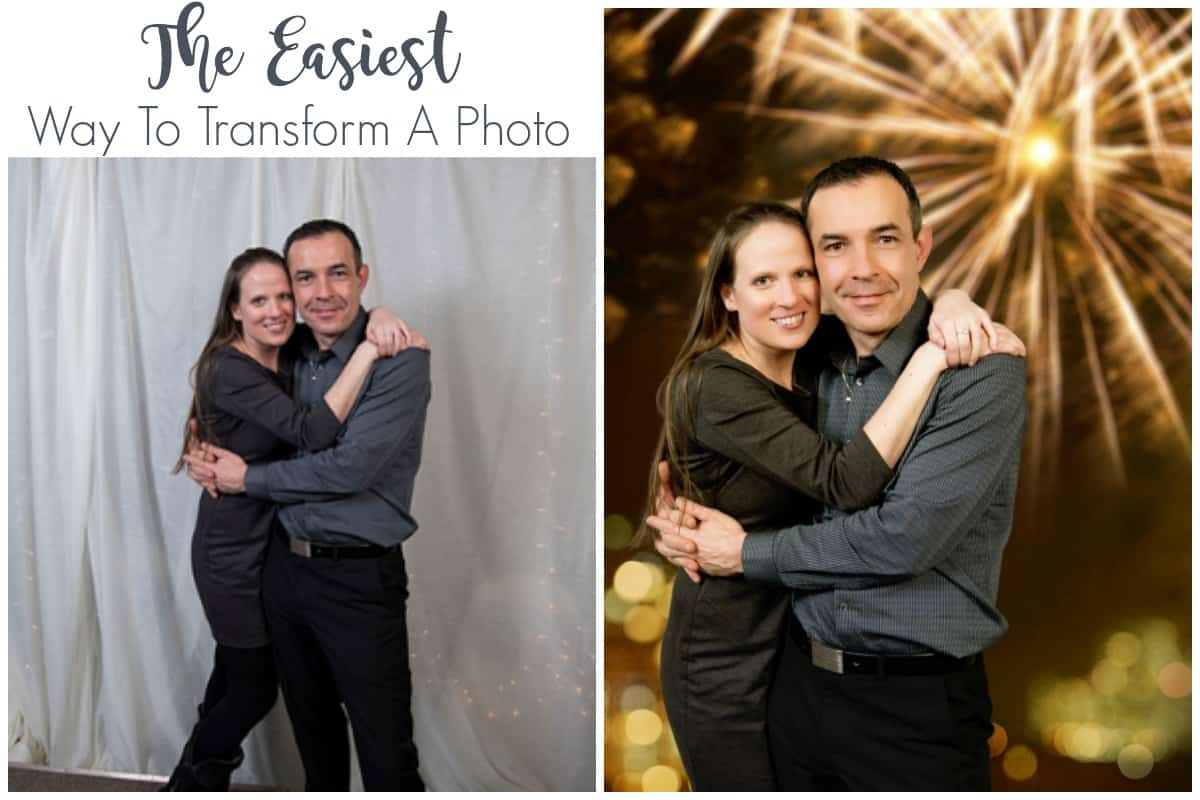 The Easiest Way to Transform a Photo