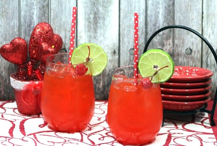 Love Bug Valentine's Day Punch from Our Family World