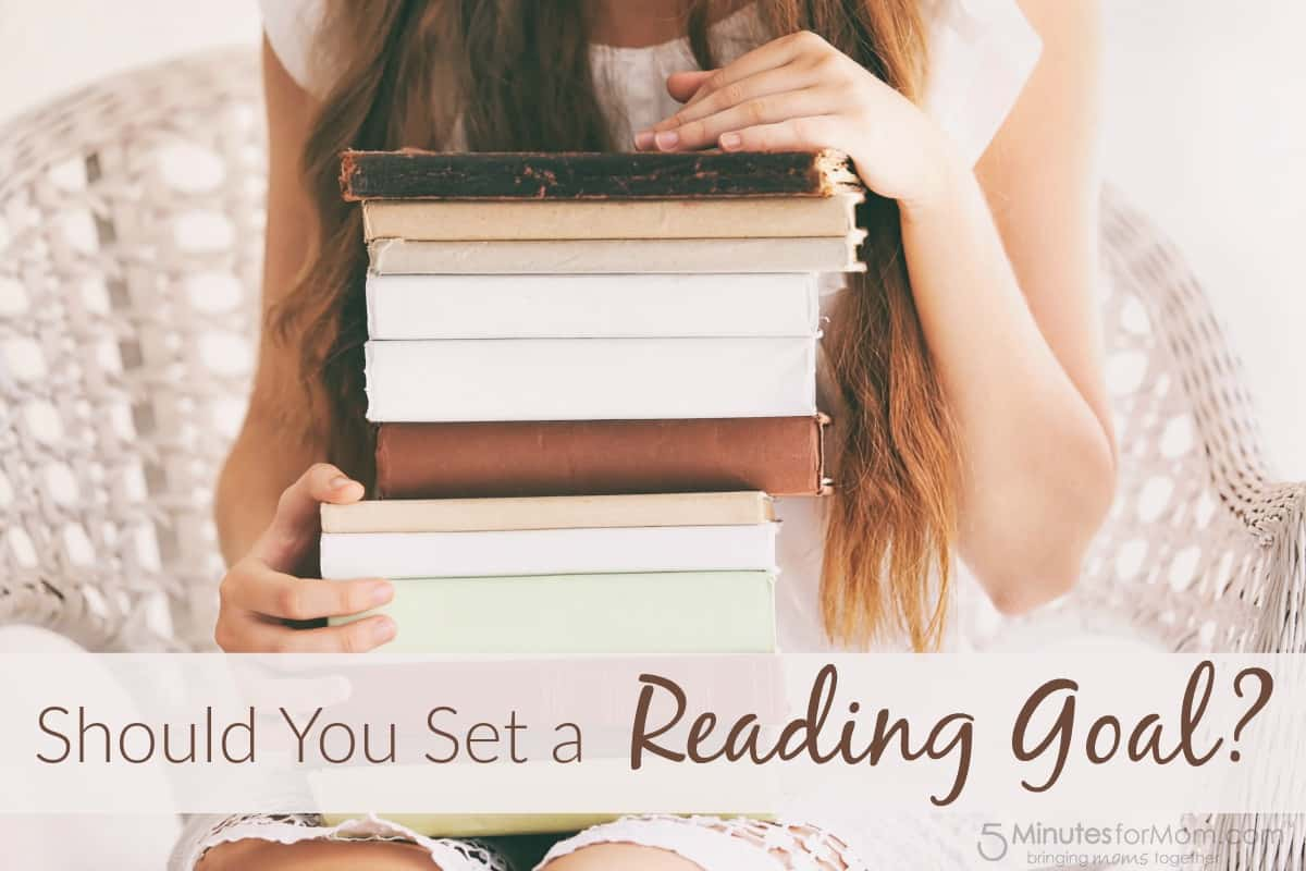 Should you set a reading goal