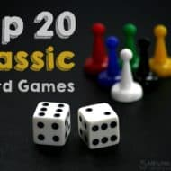 Top 20 Classic Family Board Games You Must Play With Your Kids