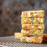 Confetti Bars Recipe