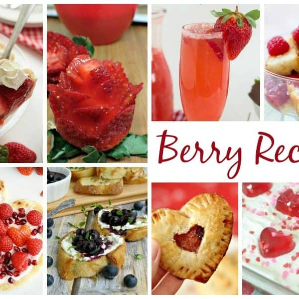 Delicious Berry Recipes