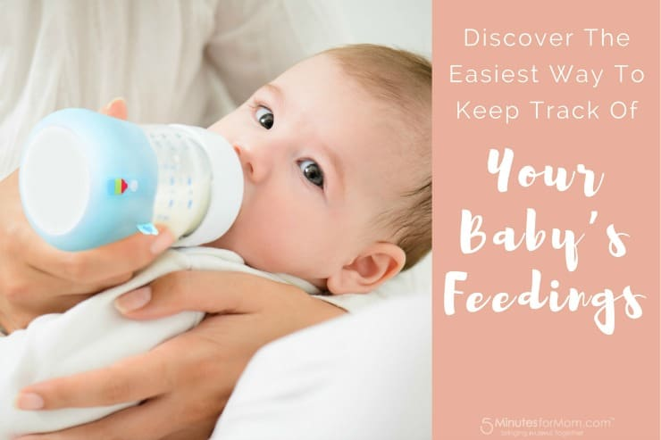 How to track your baby feedings