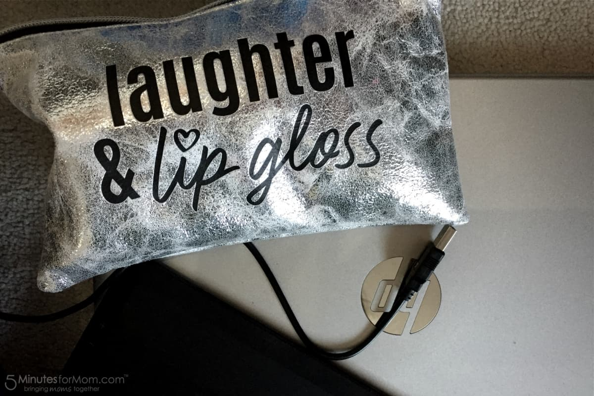 Laughter and Lip gloss