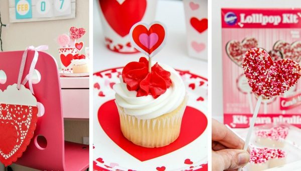 Easy Valentine's Day Ideas for Classroom Parties