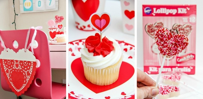 Easy Valentine\'s Day Ideas for Classroom Parties