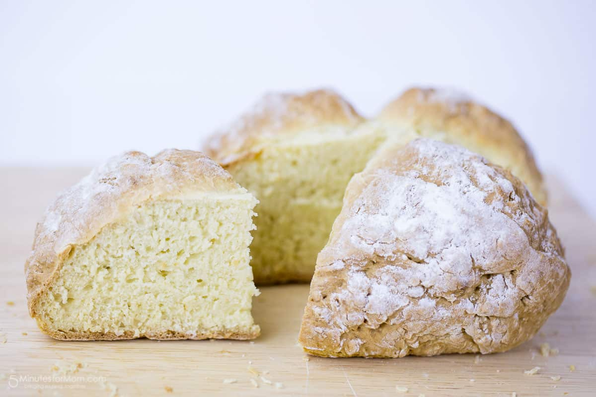 Traditional Irish Soda Bread Recipe And History 5 Minutes For Mom
