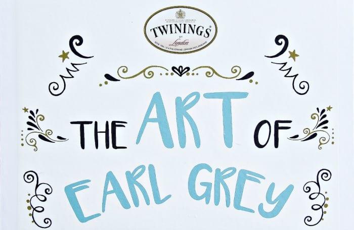 The art of Earl Grey tea from Twinings