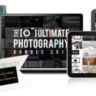 You Don't Want To Miss This Ultimate Photography Bundle…