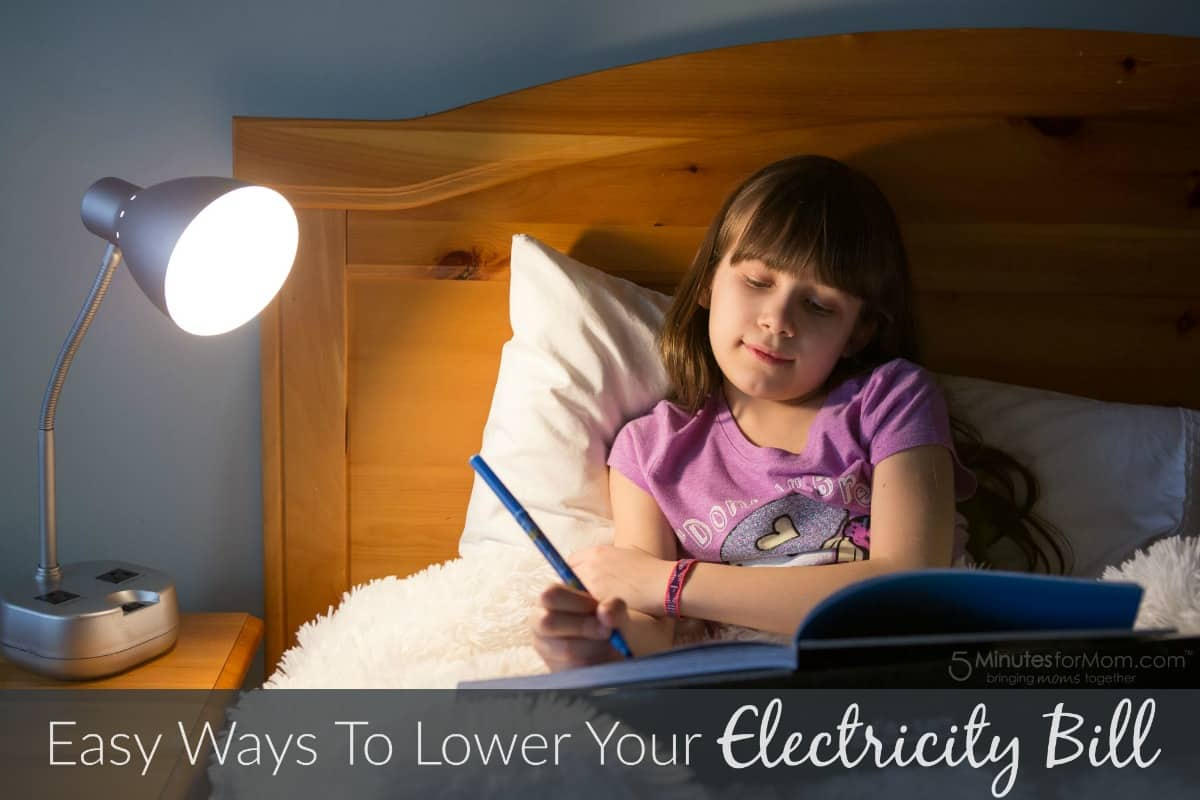 How to lower your electricity bill