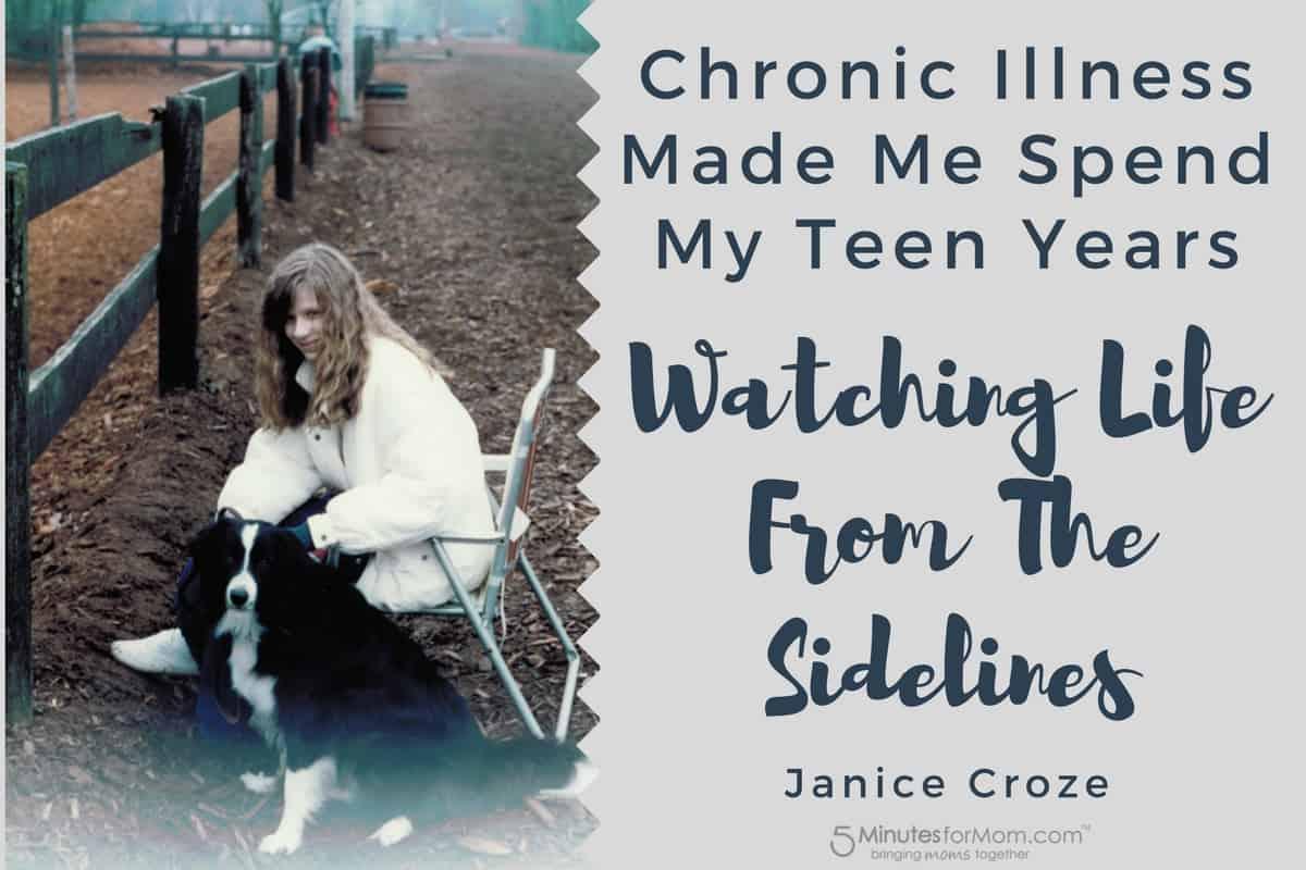 Chronic Illness - my teen years