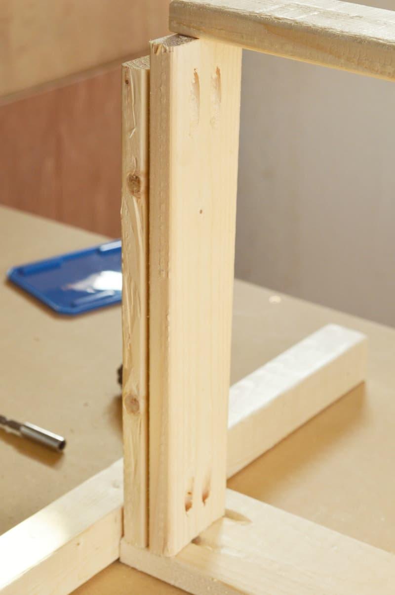 DIY Kids Chair - Step 4