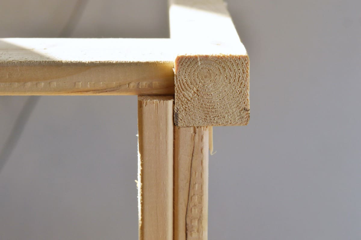 DIY Kids Chair - Steps 4, 5, and 6