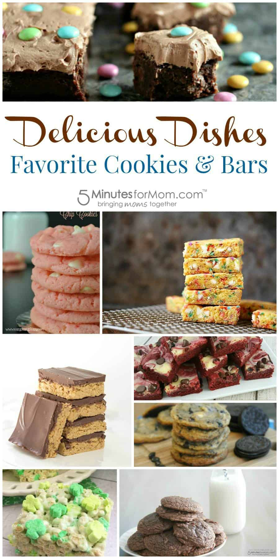 Delicious Cookies and Bars