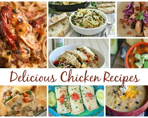 Favorite Chicken Recipes
