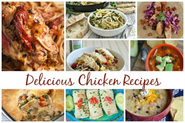 Favorite Chicken Recipes And Our Delicious Dishes Recipe Party - 5