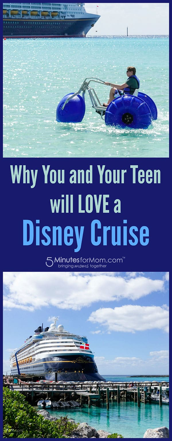 Disney Cruise for Teens